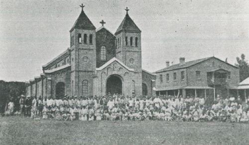 12 Chisawasha Mission 1891