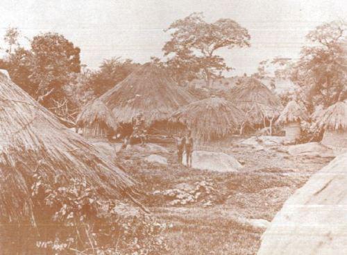 2 Shona Village 1890s