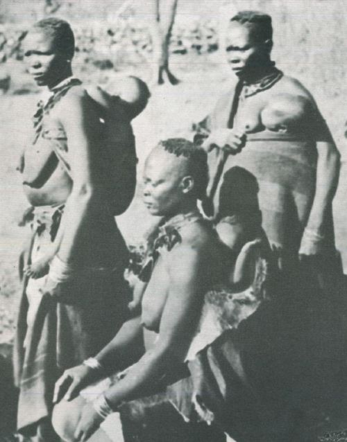 4 Women in Matebeleland