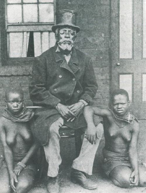 9 Lobengula's war doctor